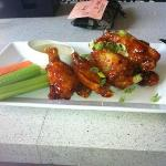 AMAZING Honey Barbeque Wings by Chef Fabian