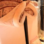 animal print on bedding