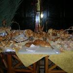 buffet pane