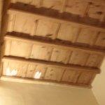 El techo (parece que se te va a caer encima)