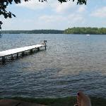 White Sand Lake - Shallow Swimming Area