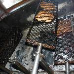 galetos au grill