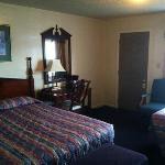 interior (double room)