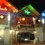Lugares de entretención en la noche