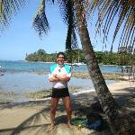 Playa en Puerto Viejo