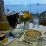 Wonderful dining experience with an equally impressive view! Don't forget Mike's famous Martini