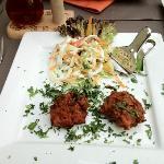 Onion Bahji starter