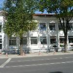 hotel building itself