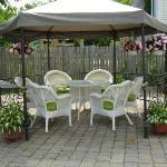 Backyard comfort