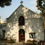 Morrison Chapel Exterior