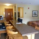 Room 256 - towards entry