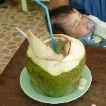 Coconut drink