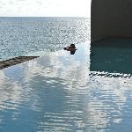 Beautiful! The pool, not me.