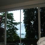 Aussicht Familienzimmer 2. Schlafzimmer