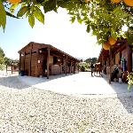 Rancho La Ofra: The Stables