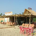 End of the World beach restaurant