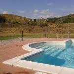 Ecco la piscina! Luogo del relax! :)
