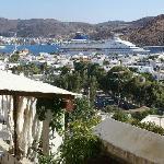 view from Kalderimi