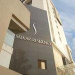 Hotel Satkar Residency Foto