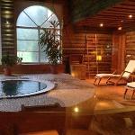 le jaccuzi, le sauna et le hamam sont inclus dans le prix