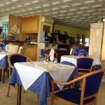 très belle salle de restaurant