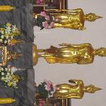 the three Image of Buddhas
