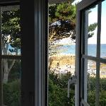 View from Mermaid Cottage room