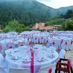 Organize your wedding at Ilaeira's warming surroundings... A day to remember!
