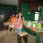 suite w/ kitchen