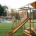 parque de juegos de los niños