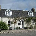 Straßenansicht Ferness Cottage