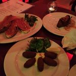 Array of Tasty Tapas