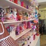 Wide range of sweet treats!