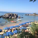 stoupa beach