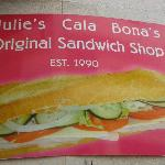 Photo of Julie's Sweets and Sandwiches