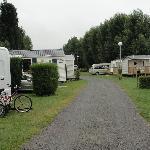 emplacement mobil home et tente
