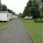 emplacement tente et mobil home