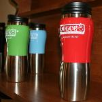Dolce Travel Mugs