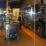 WINDOWS ON ARUBA at The Links at Diva Aruba - The Kitchen