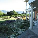 DeRosa B+B terrace