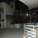 Partie de l'hotel