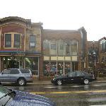 Shops and Breckenridge Co