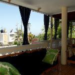 Breezy Balcony