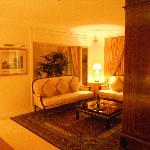 Bedroom - executive/diplomatic suite