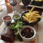 best steak ever tasted