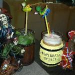un mojito et un cocktail sans alcool très originaux