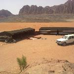 Photo of Wadi Rum Team