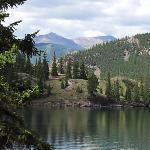 Another beautiful view of Lake San Cristobal