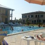 Casale Del Conero zona piscina