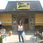 Olive Garden, excelente restaurante.